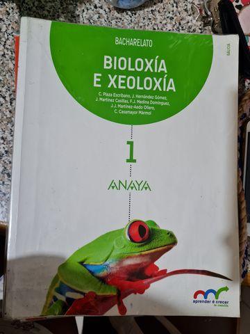 BIOLOGÍA Y XEOLOGIA; LINGUA E LITERATURA - foto 1