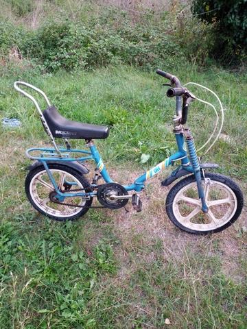 Vendo Bicicleta Bh Bicicros De Niño