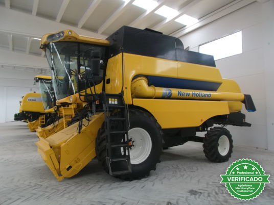 NEW HOLLAND CS 6080 - foto 1