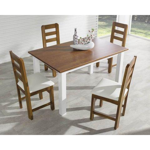 sillas comedor madera nogal en teruel