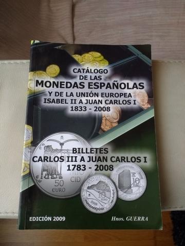 Catálogo De Monedas Y Billetes 2009