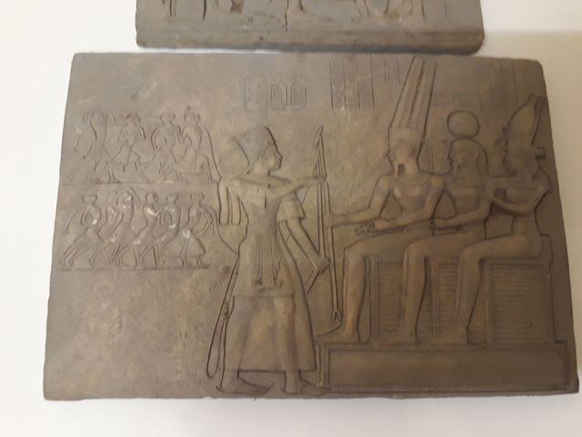 Placas Faraones Antiguo Egipto