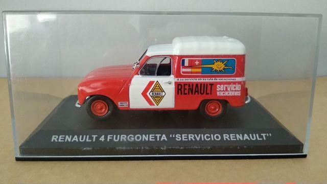 Renault 4F - Servicio Renault (1/43)