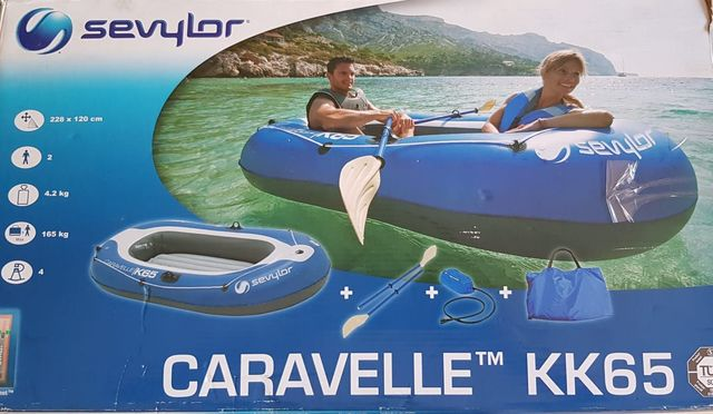 BARCA HINCHABLE CARAVELLE KK65 - foto 2