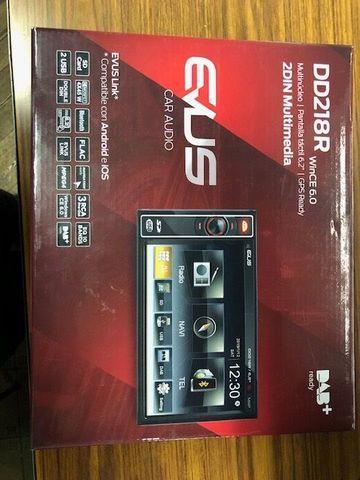 RADIO GPS EVUS DD218R - foto 1