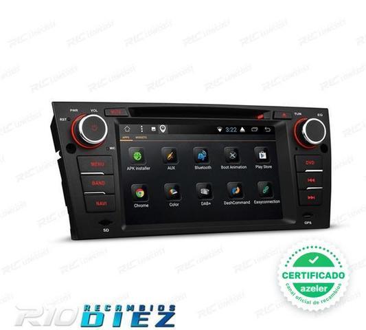 """RADIO GPS 7\"""" BMW E90/91/92/93 USB GPS T - foto 1"""