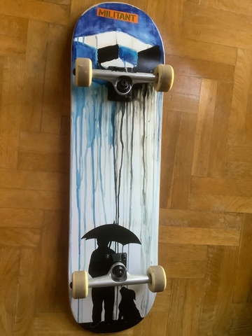 Skateboard Professional