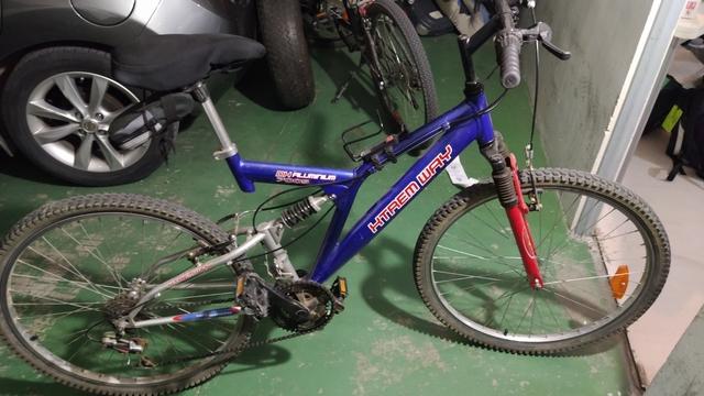 Bicicleta De Montaña Cuadro Aluminio