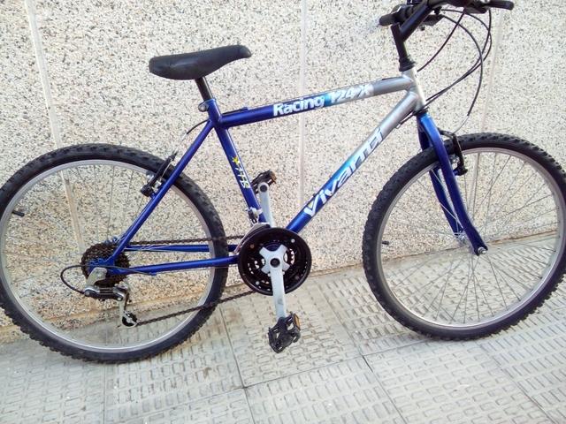 Bicicleta Mtb De 24 Pulgadas