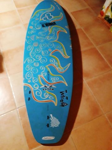 SURF EPOXI 5. 10 ALL MERRICK MODELO FLYER - foto 2