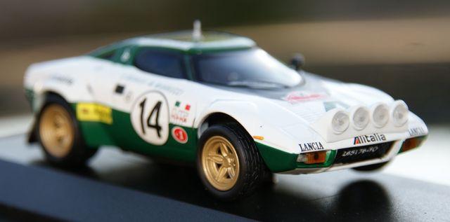 Lancia Stratos Rallye De Montecarlo 1975