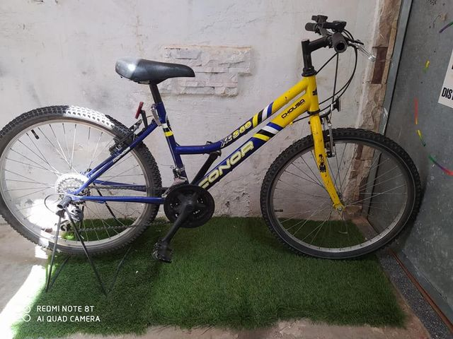 Bicicleta De 24 Pulgadas Buen Estado