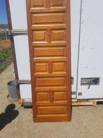 Vendo Puerta Rustica 62 X 201