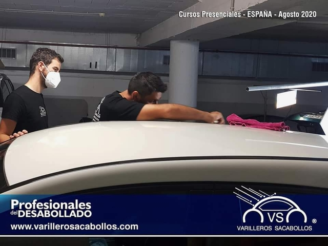 APRENDA A REPARAR GOLPES EN LOS COCHES - foto 5