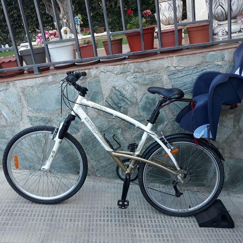 Bicicleta De Aluminio En Muy Buen Estado