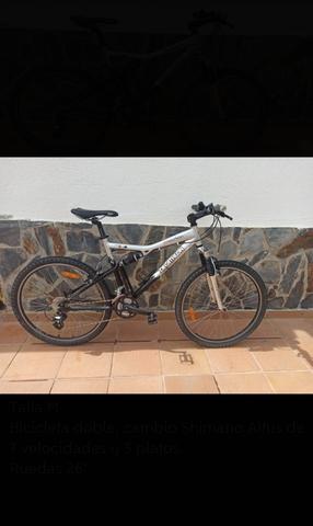 Bicicleta Rockrider 6.  2