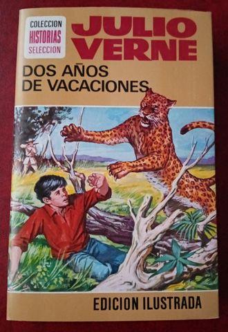 LIBRO DE JULIO VERNE DOS AÑOS DE VACACIO - foto 1