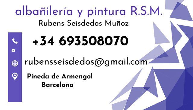 RSM. REFORMAS/MAESTROS ALBAÑILES - foto 3