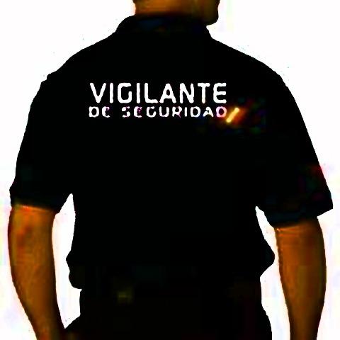 VIGILANTE DE SEGURIDAD SOCORRISTA - foto 1