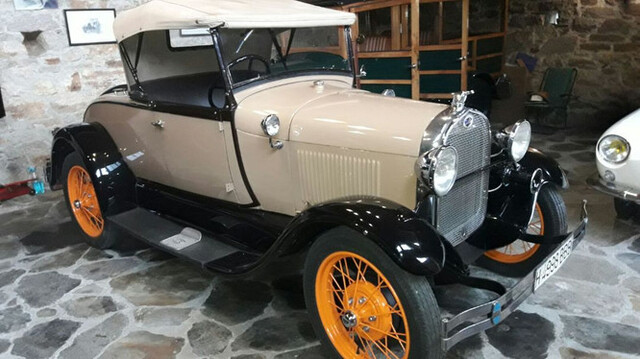 FORD - A ROADSTER - foto 1