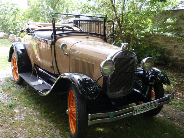 FORD - A ROADSTER - foto 2