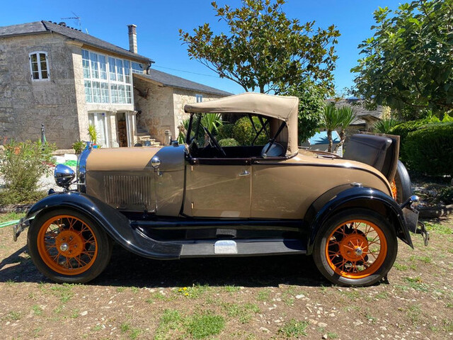 FORD - A ROADSTER - foto 3