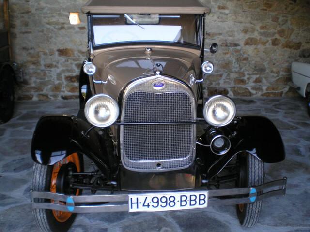 FORD - A ROADSTER - foto 5