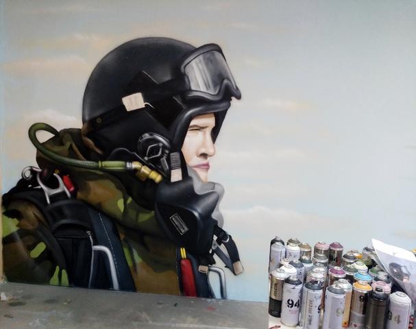 GRAFFITI DECORACION MADRID - foto 4