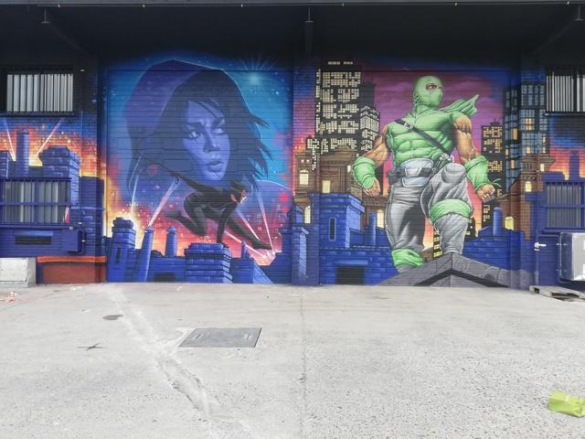 GRAFFITI DECORACION MADRID - foto 7