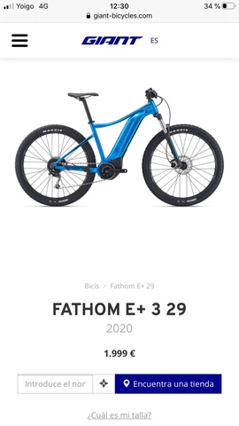 Compro Bicicleta Electrica