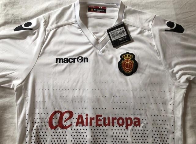 Camiseta De Fútbol Rcd Mallorca