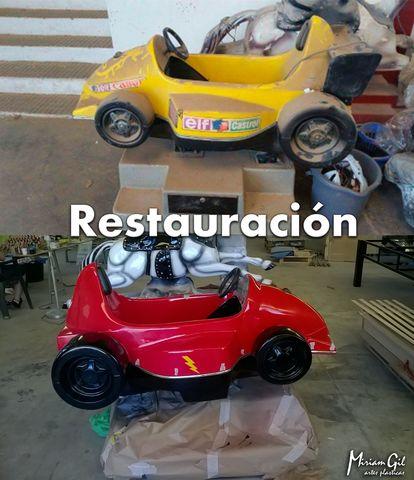 RESTAURAMOS ESCULTURAS DE RESINA - foto 1