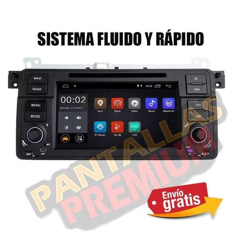 RADIO PANTALLA ANDROID 9.  0 PARA BMW E46 - foto 6
