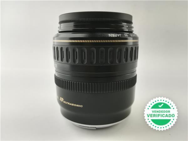 58mm filtro parasol objetivamente tapa se adapta a Canon EOS 18-55 55-250 75-300