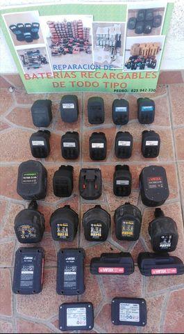 Baterías Máquinas Multicapa Klauke. . .