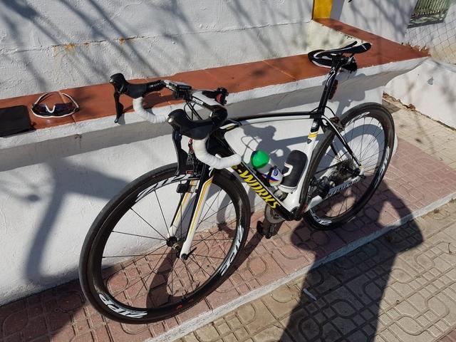 Bicicleta Specialized Sl5 Tarmac 2016