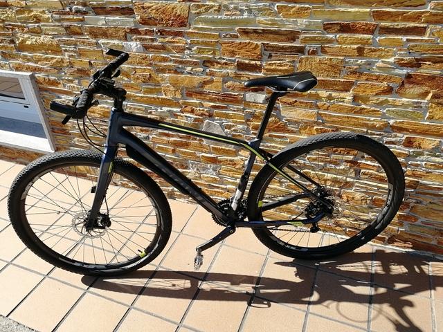 Bicicleta Giant Toughroad Slr2