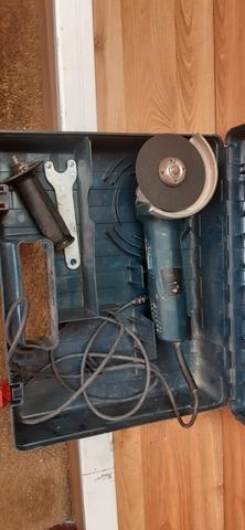 Radial Bosch 125