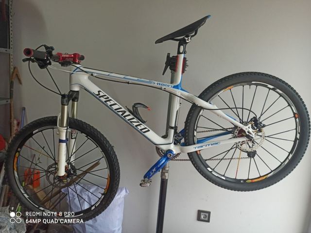 Bicicleta De Carbono.