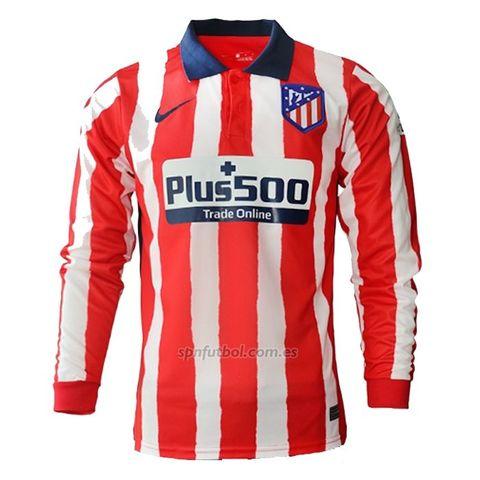Camisetas Atletico Madrid 2020-21
