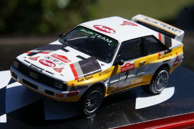 Audi Sport Quattro Rallye Sanremo 1984 S