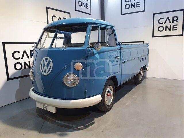 VW T1 CABINA SIMPLE 100% RESTAURADA - foto 1