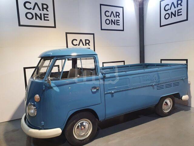 VW T1 CABINA SIMPLE 100% RESTAURADA - foto 2