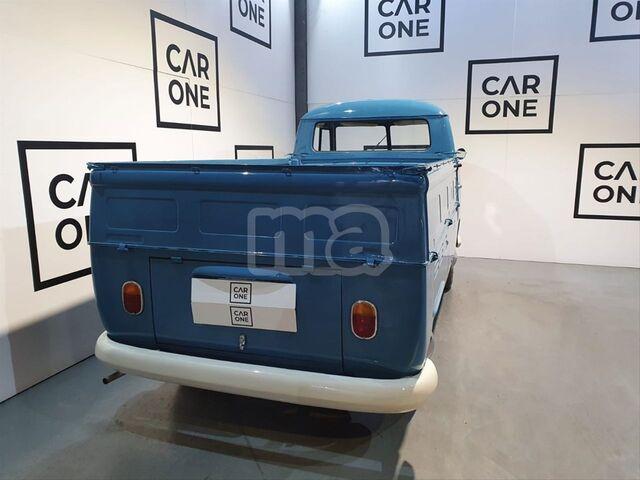 VW T1 CABINA SIMPLE 100% RESTAURADA - foto 5