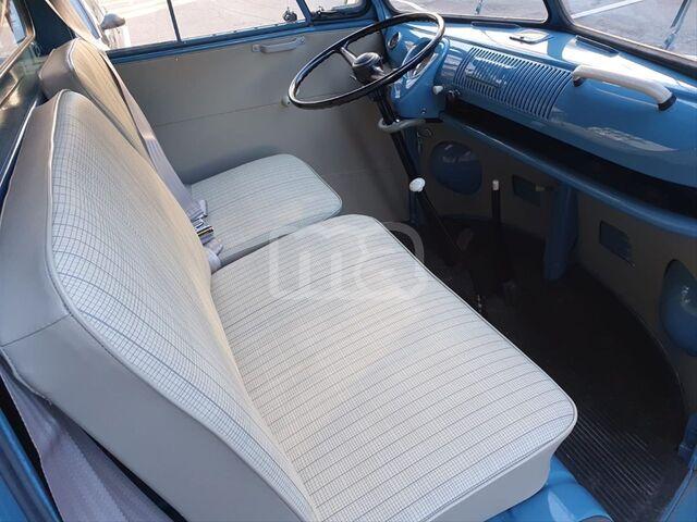 VW T1 CABINA SIMPLE 100% RESTAURADA - foto 7
