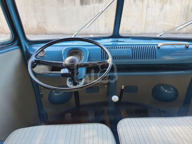 VW T1 CABINA SIMPLE 100% RESTAURADA - foto 8