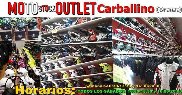OUTLET ROPA Y ACCESORIOS DE MOTO - foto 3