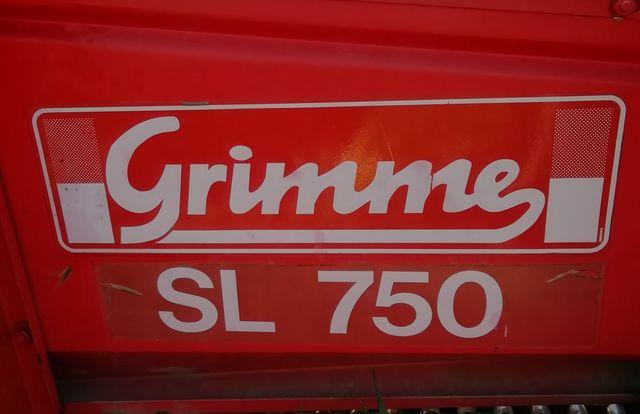 CEPILLOS GRIMME SL 750 - foto 3