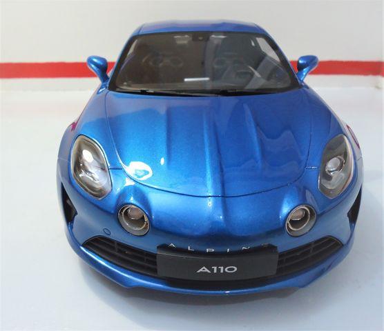 Maqueta Alpine Renault A110 1: 12