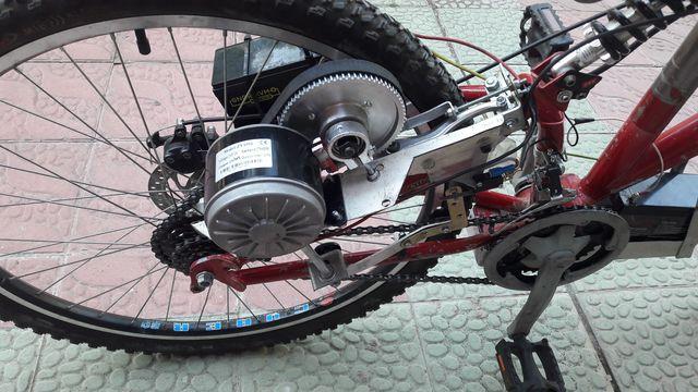 BICICLETA CON MOTOR ELECTRICO - foto 3